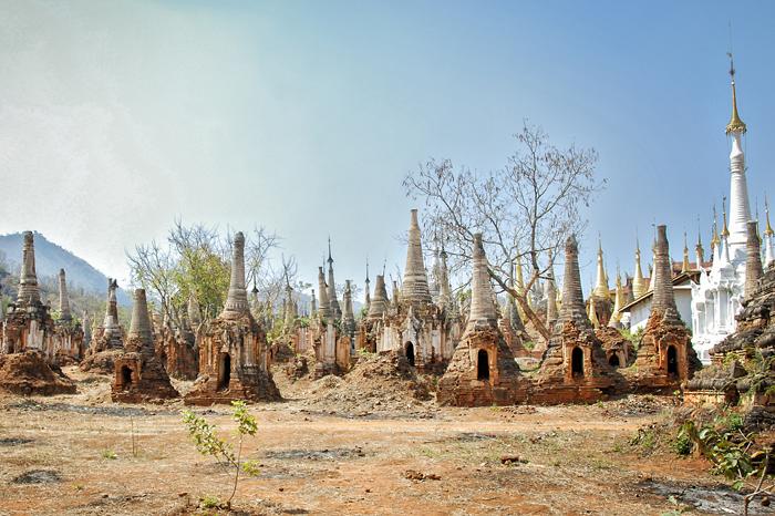 Temples & Stupas
